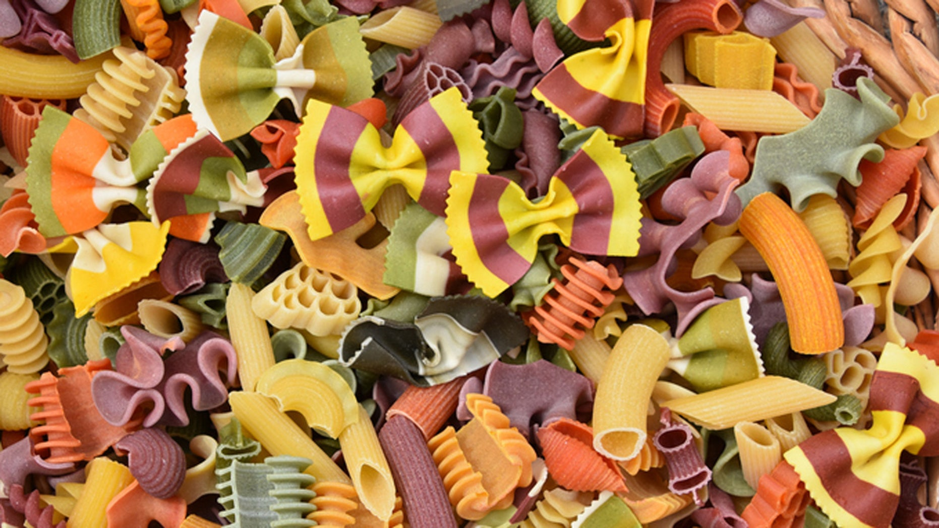 Shape-shifting pasta created by MIT researchers