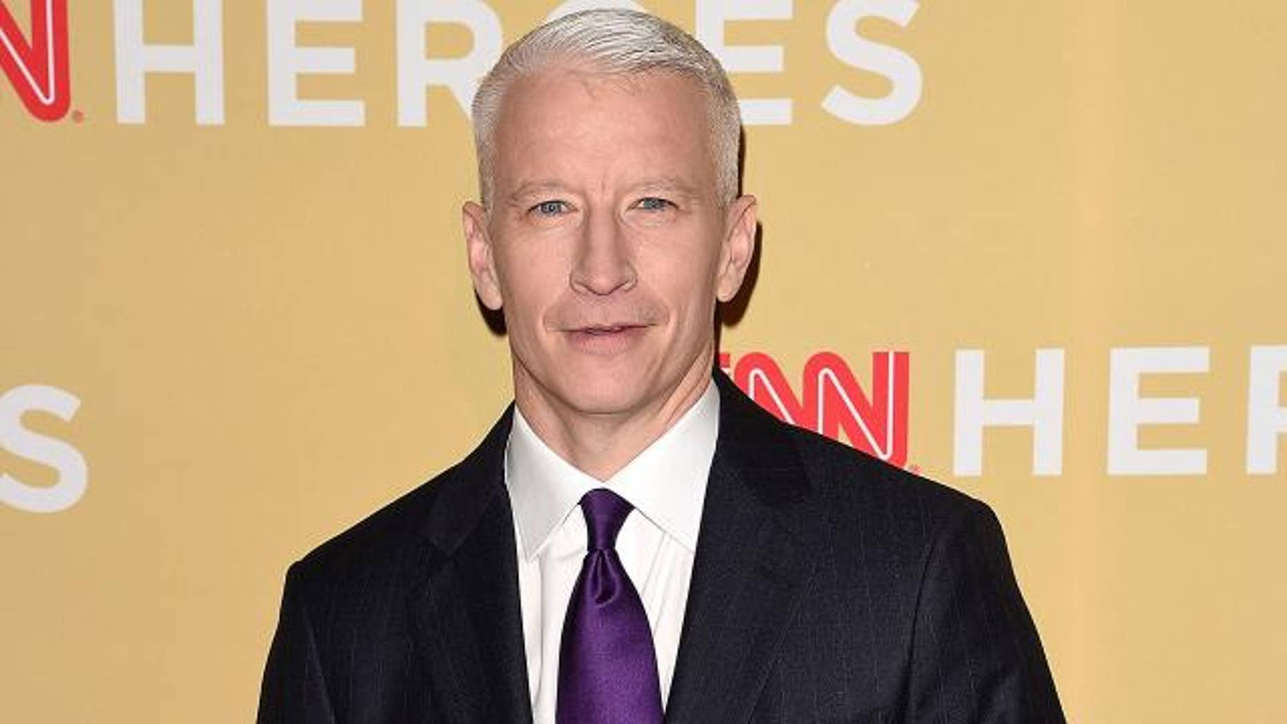 Anderson Cooper admits in a new interview that he never thought he would live past the age of 50.