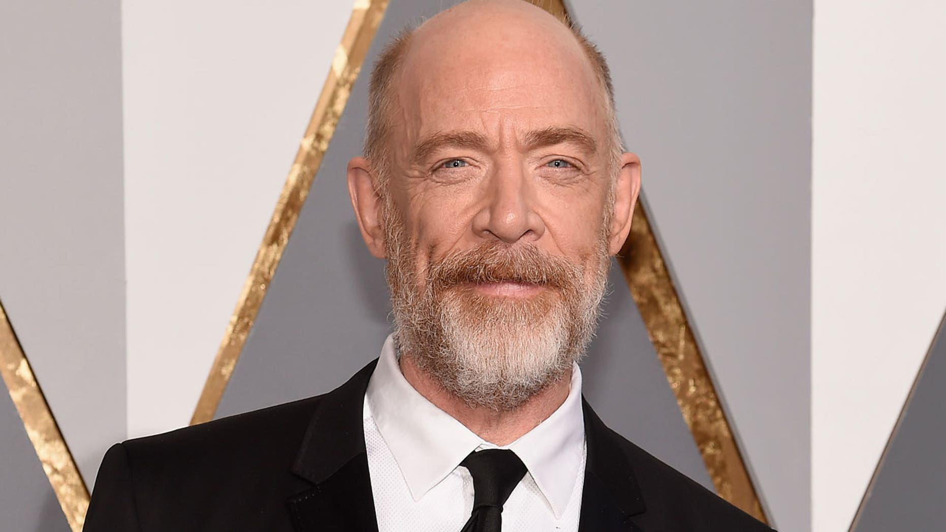 HOLLYWOOD, CA - FEBRUARY 28:  Actor J. K. Simmons attends the 88th Annual Academy Awards at Hollywood & Highland Center on February 28, 2016 in Hollywood, California.  (Photo by Kevork Djansezian/Getty Images)