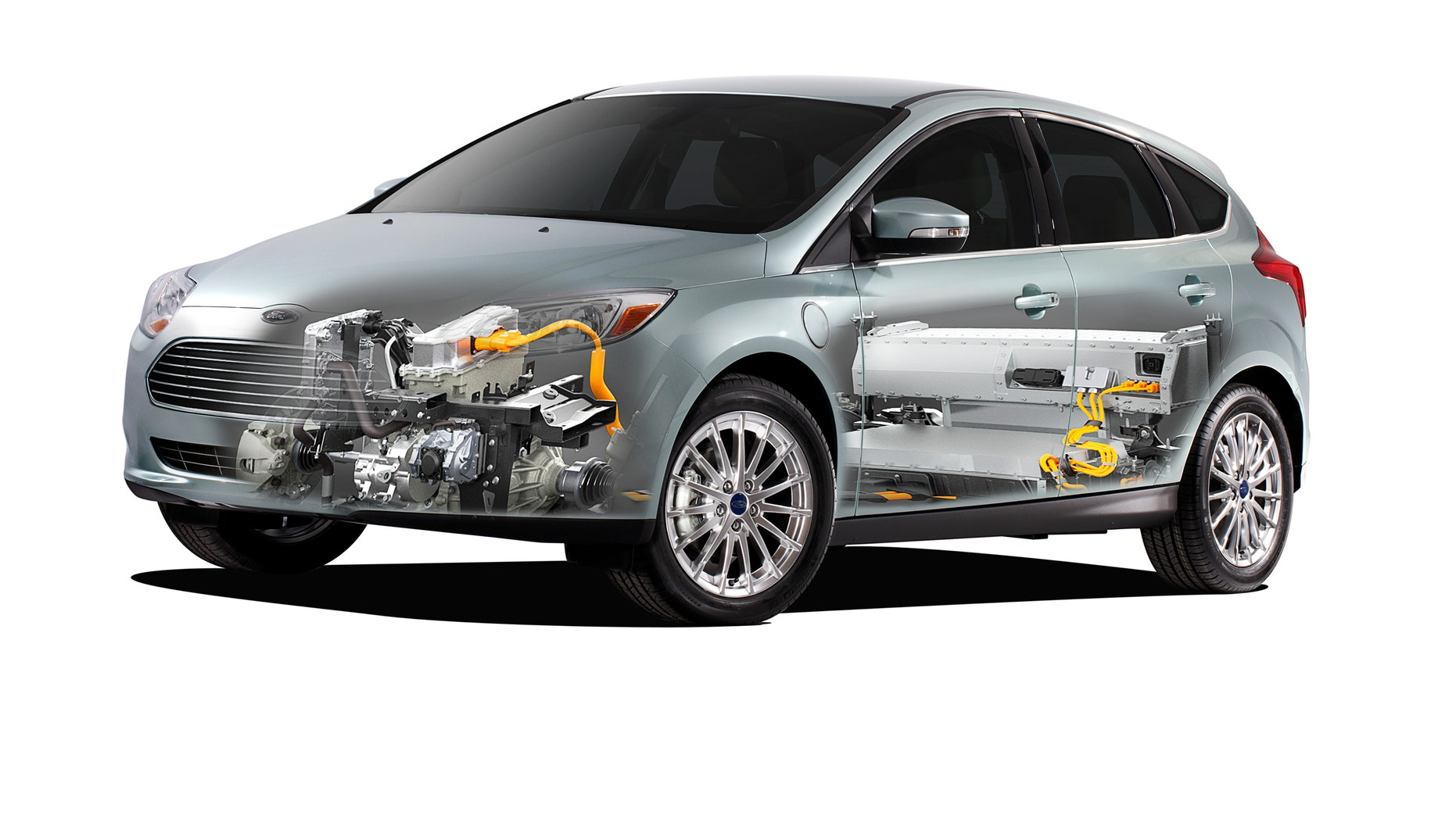 2017 Ford Focus Electric Is Expected To Be The First All