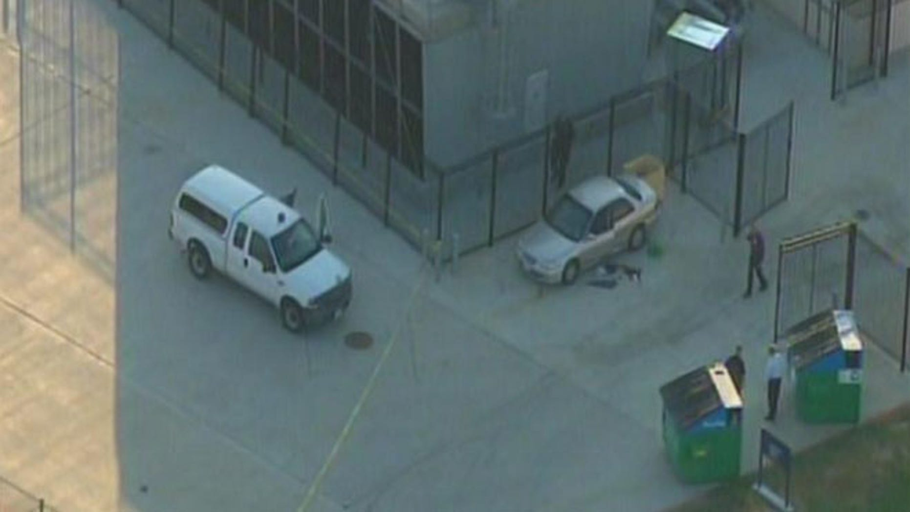Witnesses have told FOX 26 two school coaches discovered the woman bleeding and  attempted CPR until paramedics arrived.