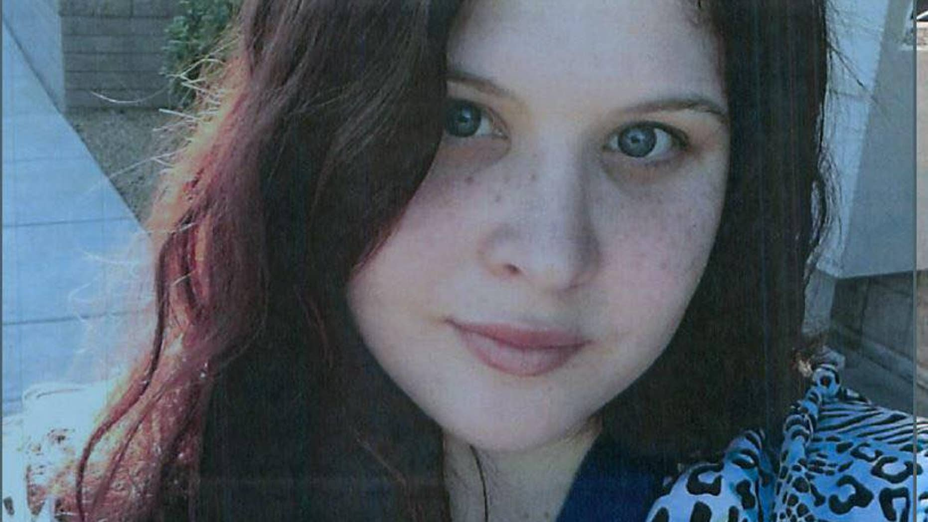 Police are searching for Angela Russo.