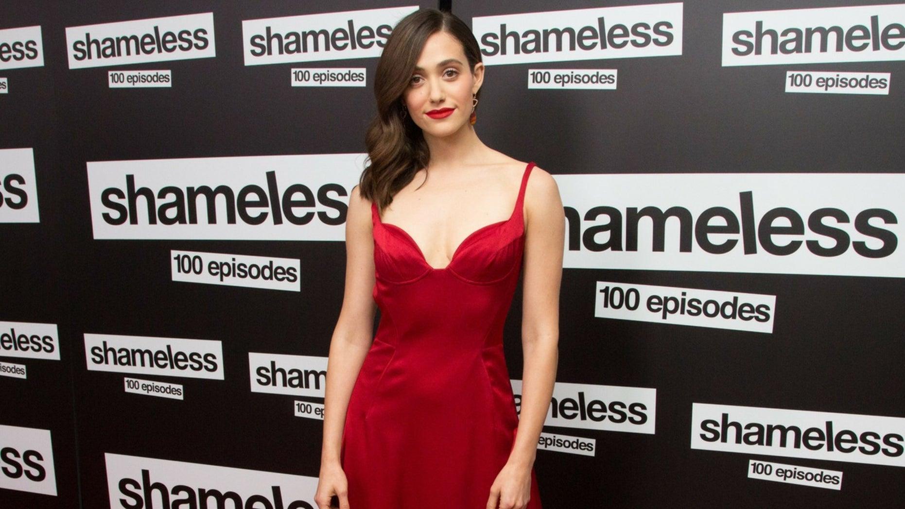 "Emmy Rossum announced on Thursday that she is leaving her role on ""Shameless."""