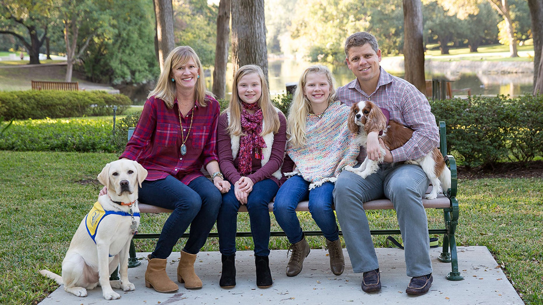 Kelly Harrell shares the emotional and rewarding tale of raising a service dog named Albie.
