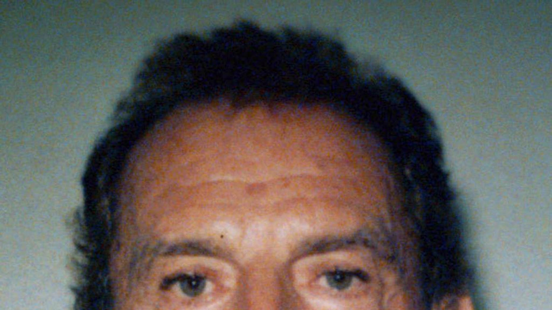 "FILE - This 1995 file photo taken in West Palm Beach, Fla., and released by the FBI shows Francis P. ""Cadillac Frank"" Salemme. Despite moving more than 1,000 miles from Boston, the ex-mob boss remained an ardent supporter of the New England Patriots while in witness protection. Members of an Atlanta-based Patriots fan club tell WPRI-TV in Providence, R.I., that Salemme attended at least three of the group's game watching parties under an assumed name during the past two seasons. Salemme was arrested Wednesday, Aug. 10, 2016, in Connecticut on charges he murdered a witness in 1993. (Federal Bureau of Investigation via AP, File)"