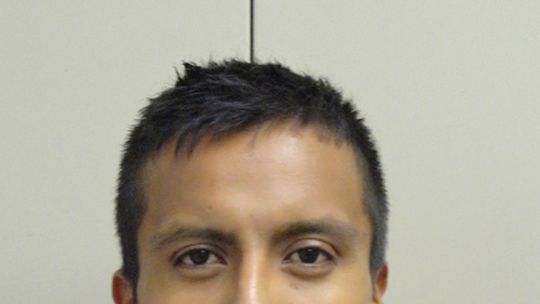 Eduardo Rosas Cruz in an undated photo released by the San Joaquin County District Attorney's Office.