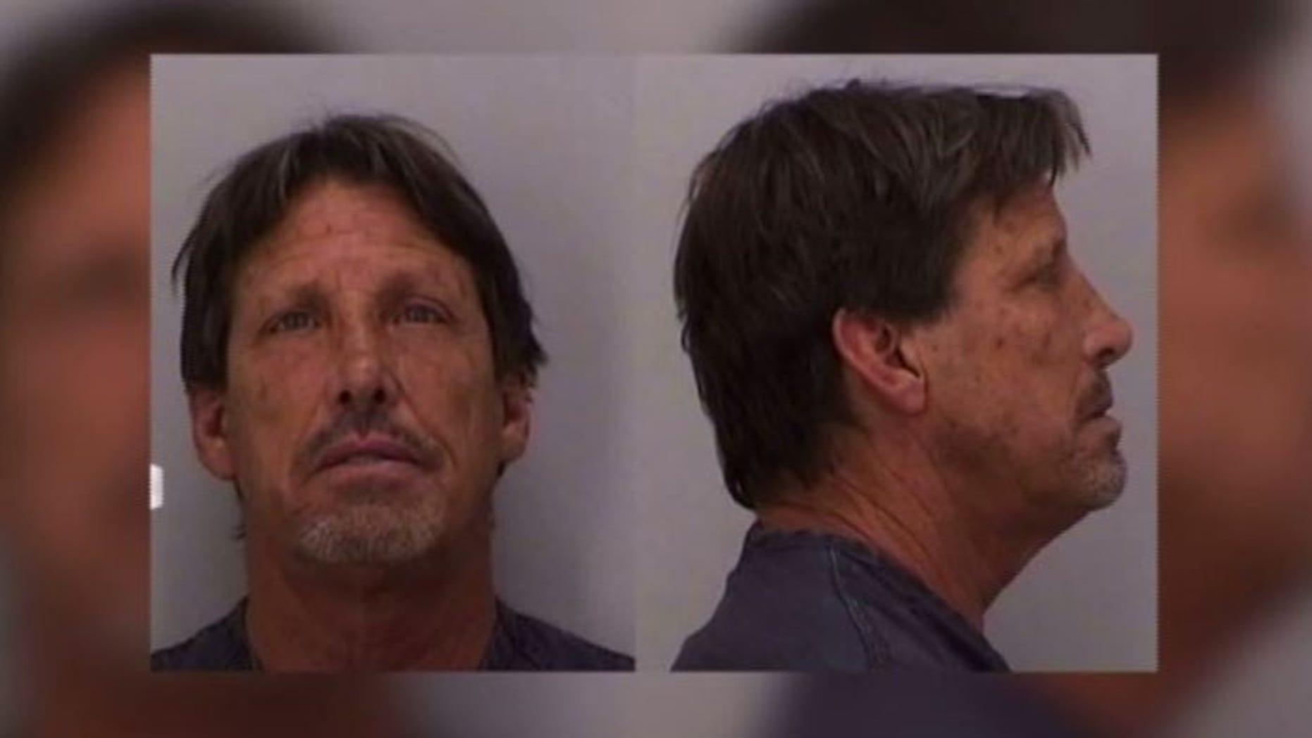 Frank Leo Huner was arrested on suspicion of second-degree murder.