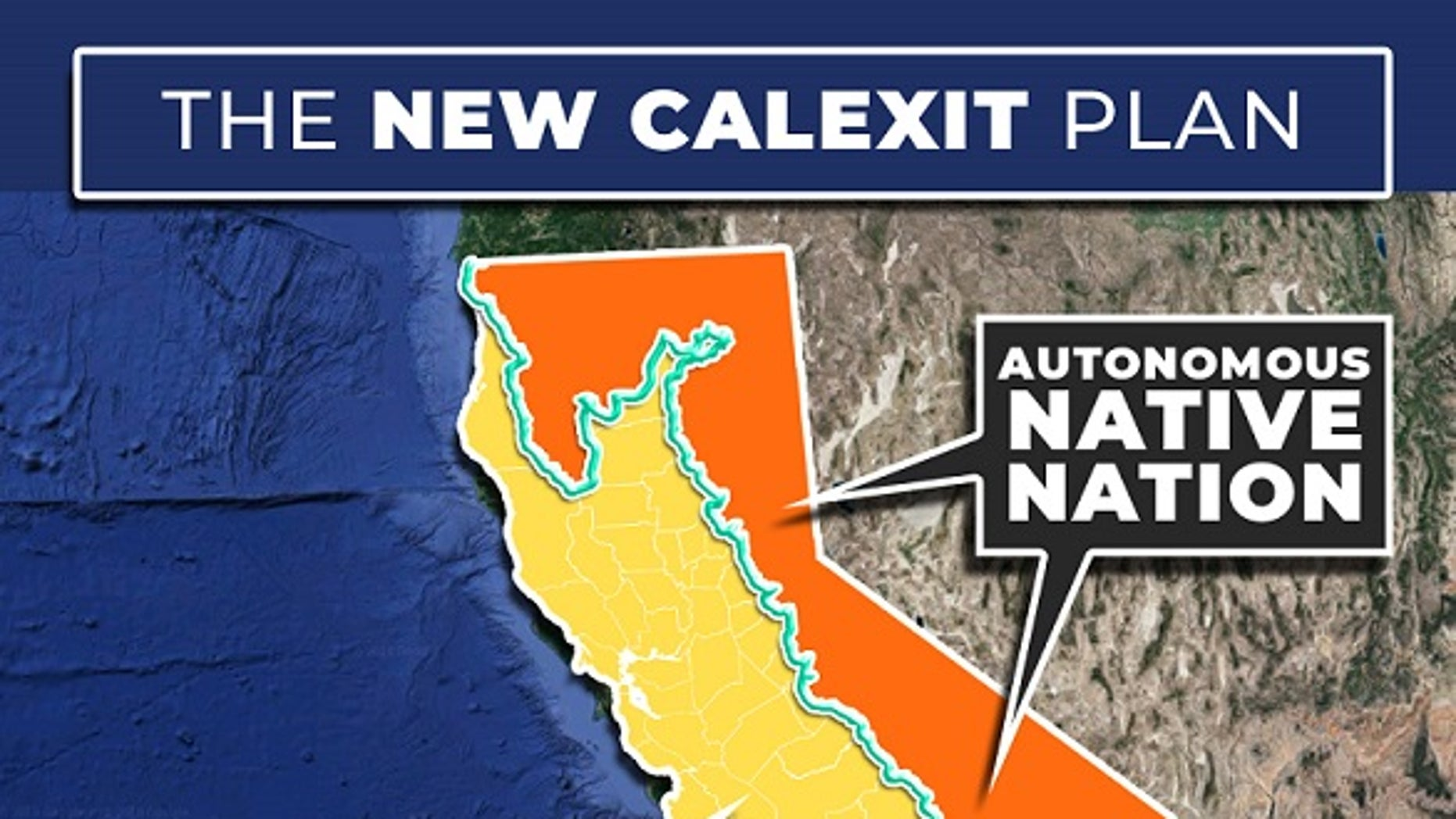 Calexit\' supporters revamp campaign with plan to convert half of ...