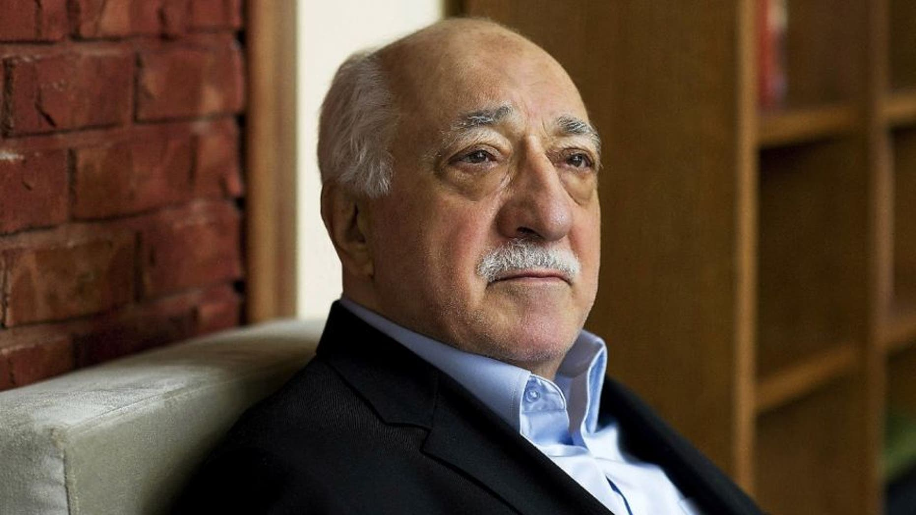 Turkish Islamic preacher Fethullah Gulen, pictured at his residence in Saylorsburg, Pa., is charged in Turkey with plotting to overthrow the government.