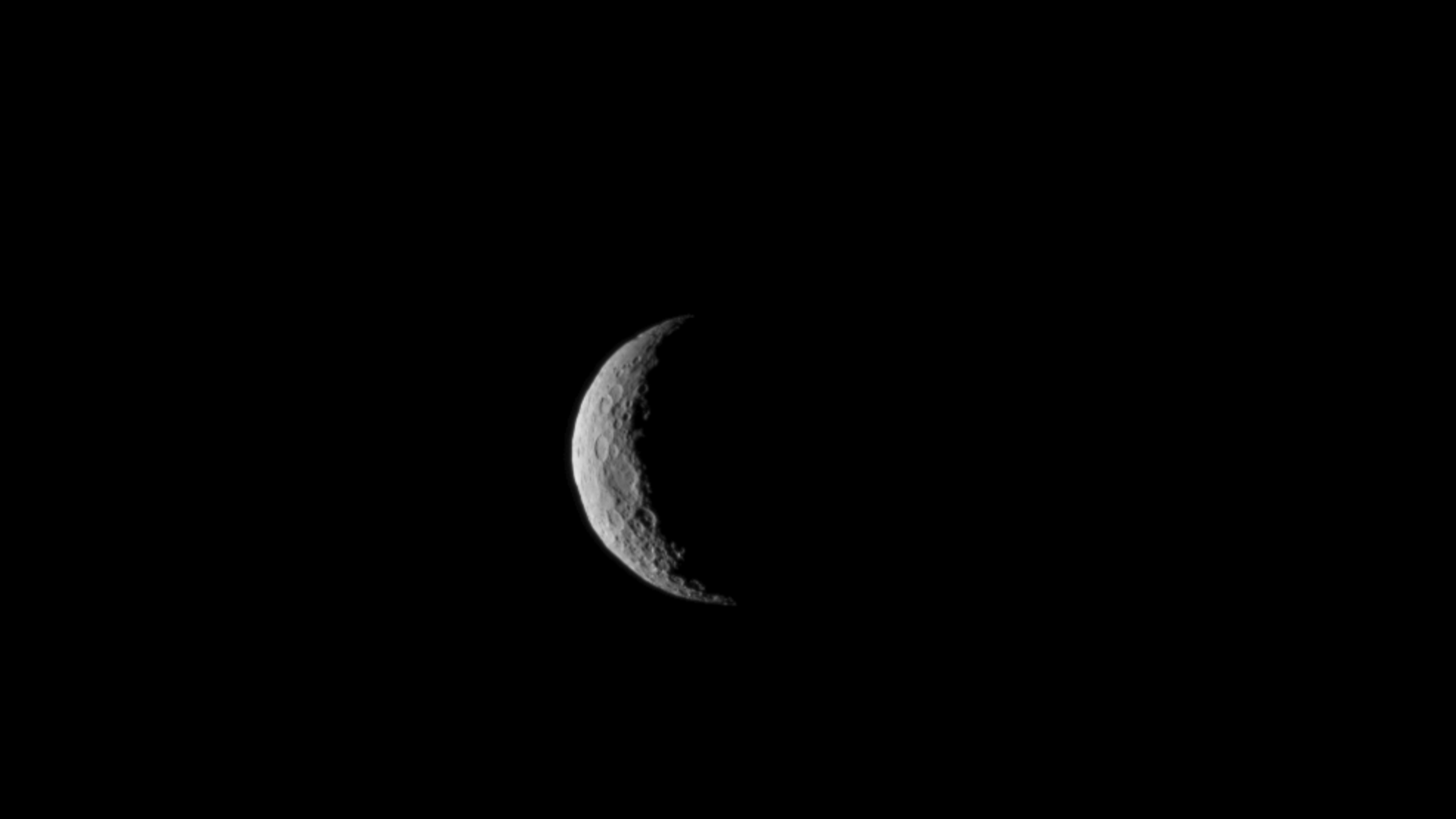 File photo: The dwarf planet Ceres, one of several known dwarf planets in our solar system, is seen from NASA's Dawn spacecraft on March 1, 2015, just a few days before the mission achieved orbit around the previously unexplored dwarf planet.
