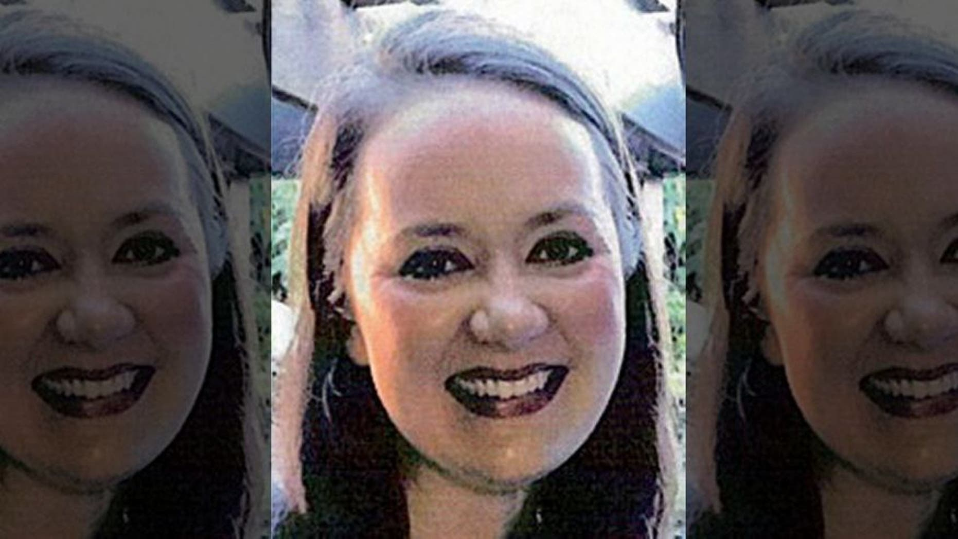 Jamie Tull had been missing since her car crashed nearly three weeks ago.