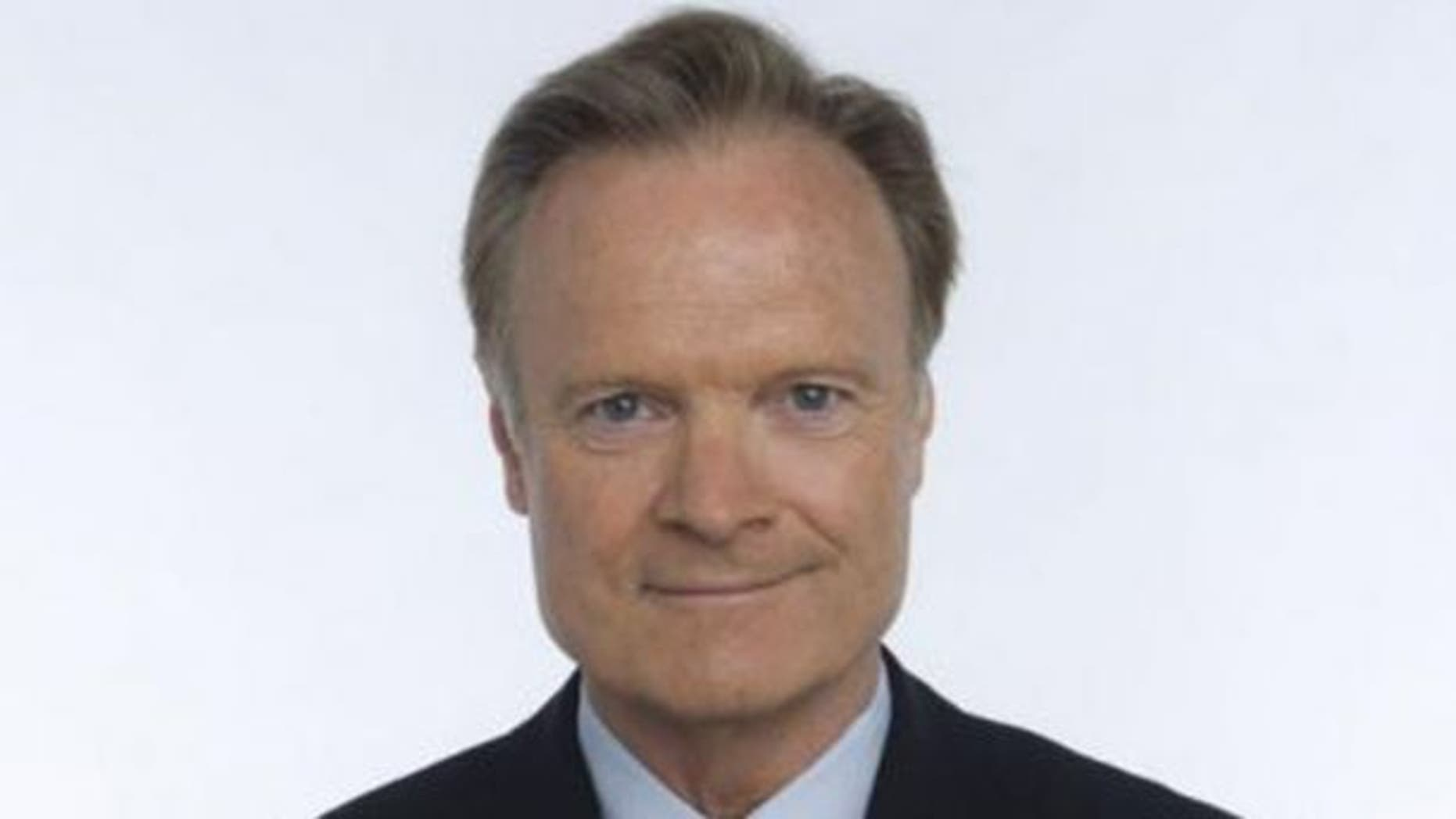 MSNBC host Lawrence O'Donnell in an undated photo.