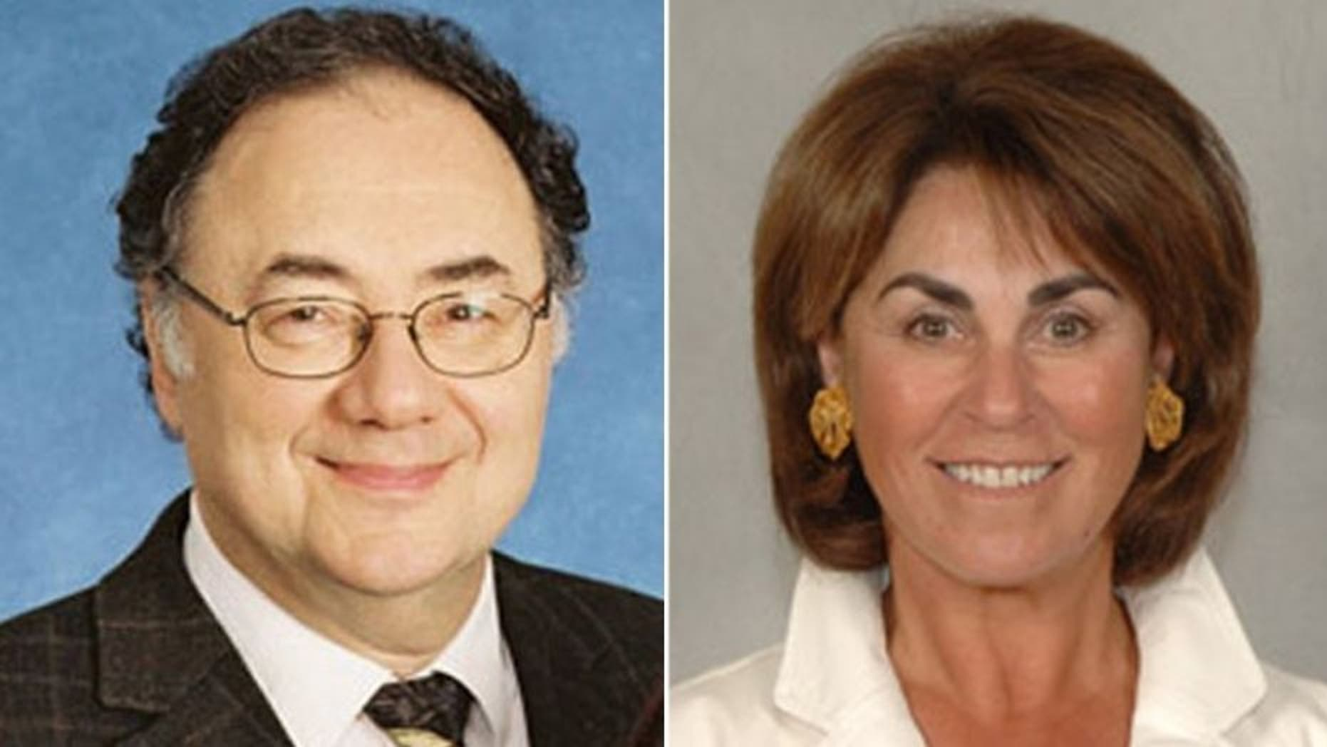 Honey and Barry Sherman were found dead in December.  (Toronto's Sinai Health System)
