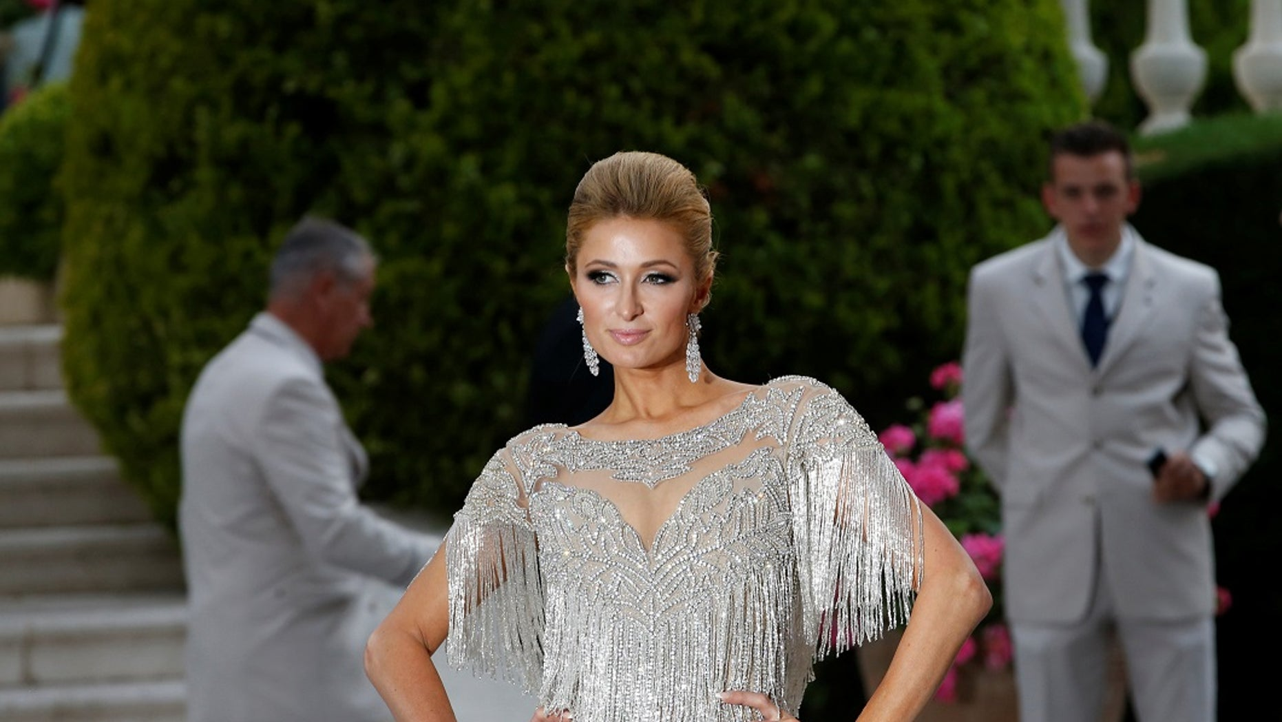 Paris Hilton said in an interview with Marie Claire that her chances of being like Princess Diana was ruined following the release of her sex tape with ex-boyfriend Rick Salomon.
