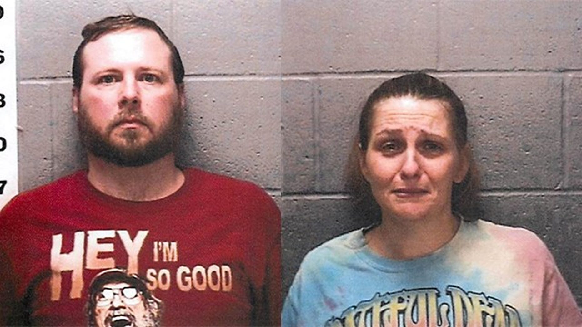 Michael Roberts, 42, and Georgena Roberts, 42, were charged with murder in the death of a 6-year-old boy.