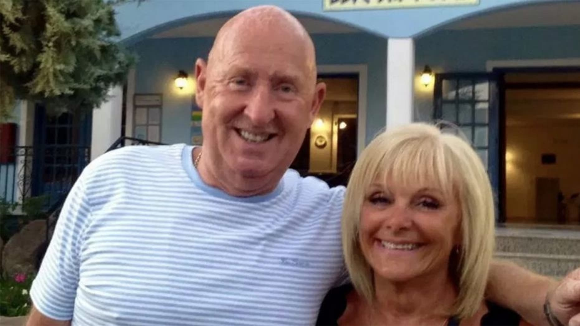 John and Susan Cooper died while on vacation at the Steigenberger Aqua Magic Hotel in the Egyptian Red Sea resort of Hurghada.  (Facebook)