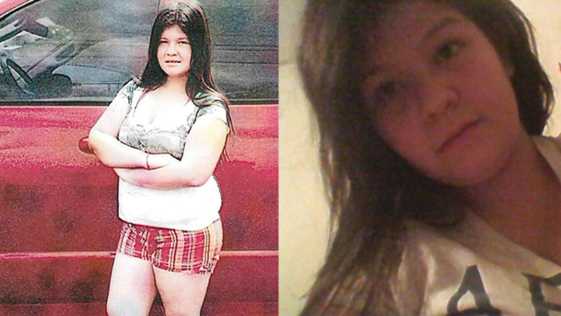"""16-year-old Veronica Bobadilla went missing on Monday and was found in Atlanta on Wednesday. At one point she wrote on Facebook, """"If i get 500 likes on this post I will come home."""""""