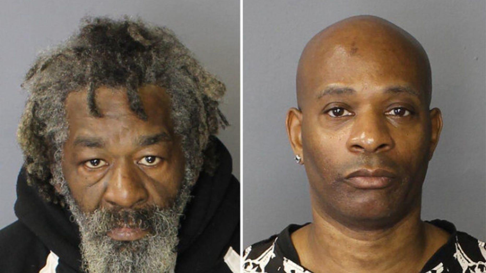 Ralph Hargrove, 62, and Jeffrey Taylor, 52.