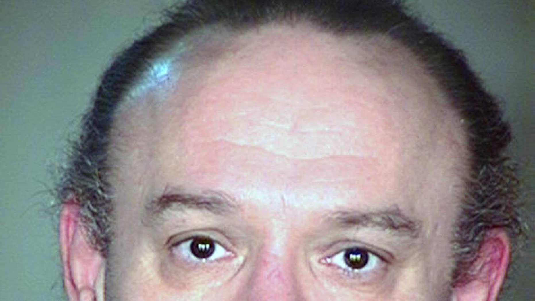 This undated booking photo provided by the Arizona Department of Corrections shows Joseph Wood. Executions in Arizona have been on hold since the 2014 death of convicted killer Wood, who was given 15 doses of the sedative midazolam and a painkiller and who took nearly two hours to die. Arizona has recently changed its death-penalty procedures by letting inmates seek the lethal-injection drugs that will be used in their executions. The new policy emerged in a lawsuit protesting the way Arizona carries out the death penalty.(Arizona Department of Corrections via AP)