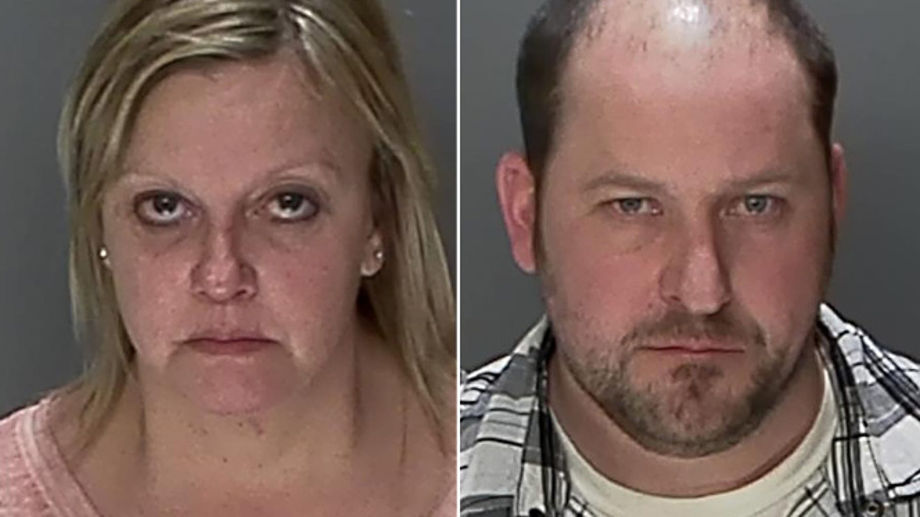 Teresa M. Kohn and Tyler V. Boehm were arrested after they were joking about joining the mile high club on a plane.