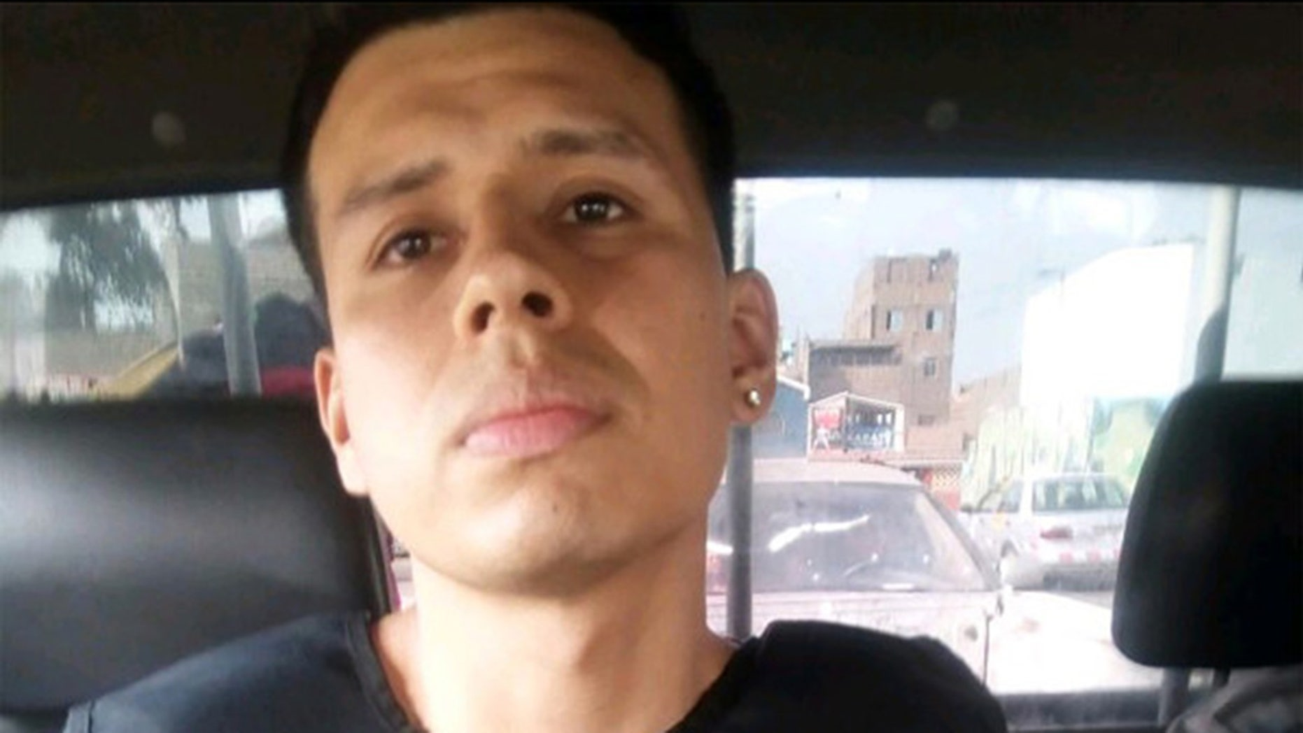 Peru authorities said Alexander Delgado drugged his brother and swapped places with him to escape from prison.