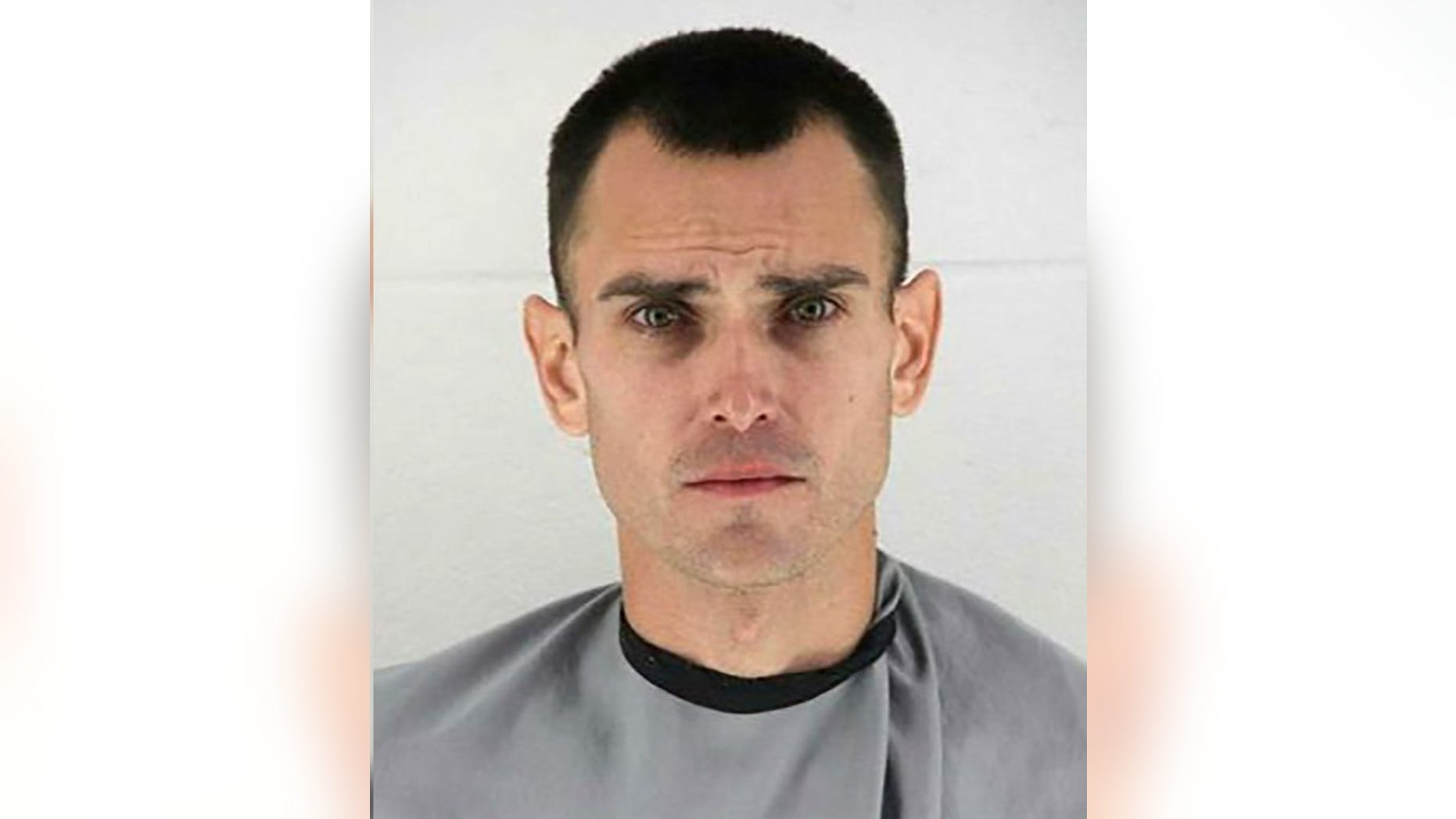 Justin Todd Rey, 36, testified that he chopped of his wife's body to protect his family.
