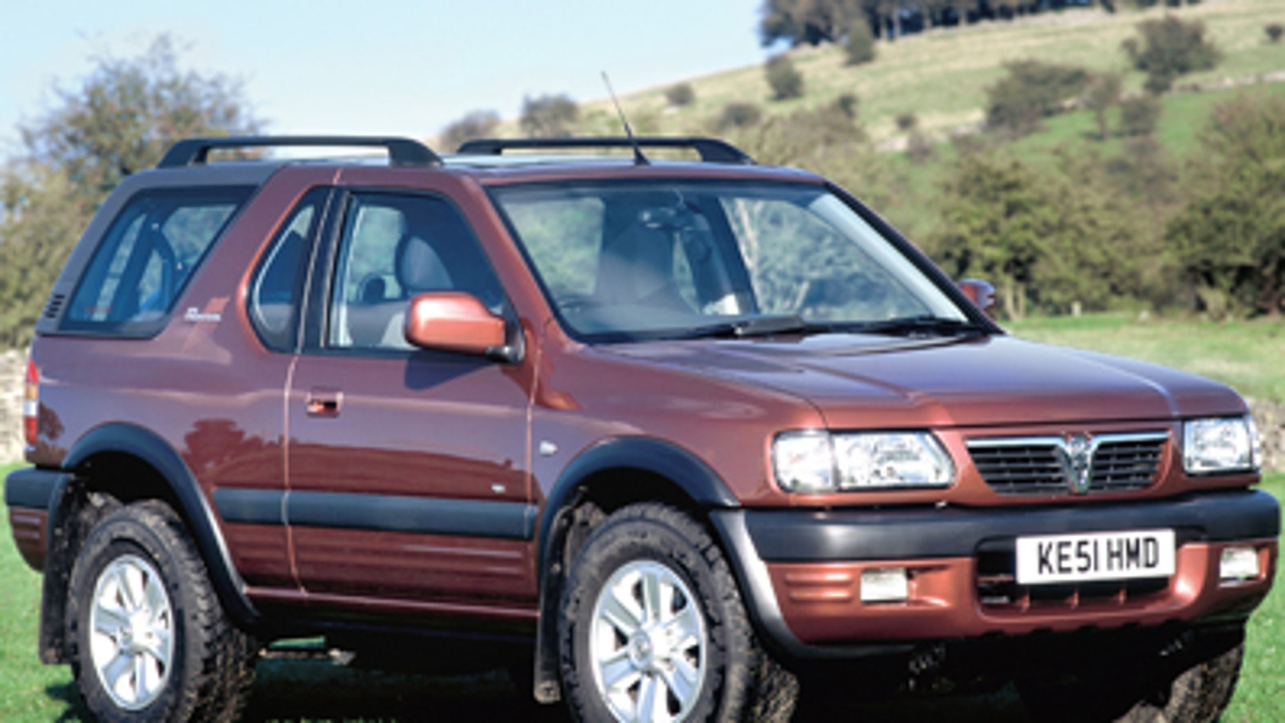 File: Vauxhall Frontera