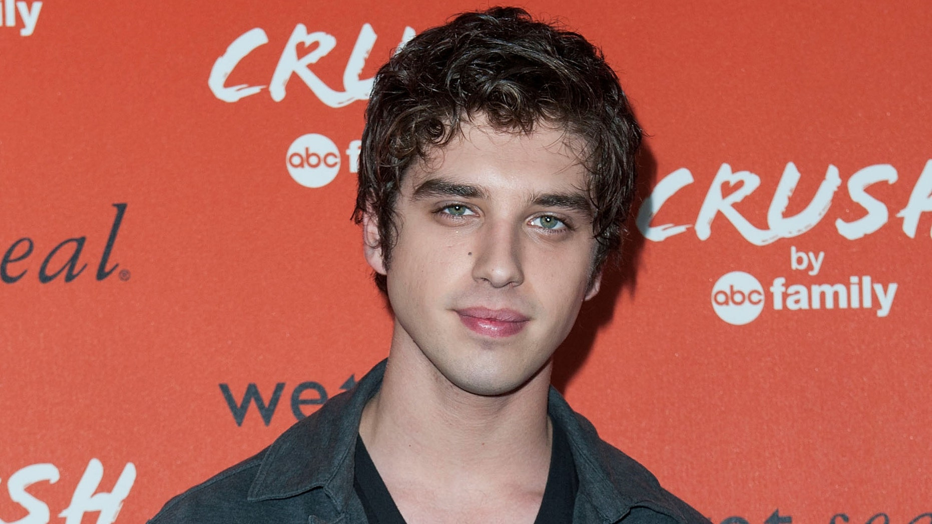 David Lambert at the Launch Celebration Of Crush By ABC Family on November 6, 2013 in West Hollywood, California.