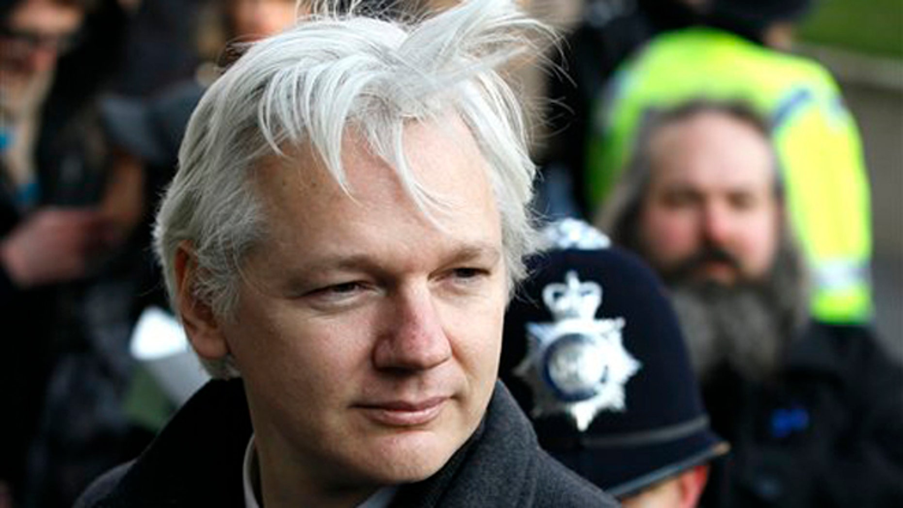 JUNE 28, 2012: British authorities have demanded Julian Assange report to station in order to begin his extradition process to Sweden.