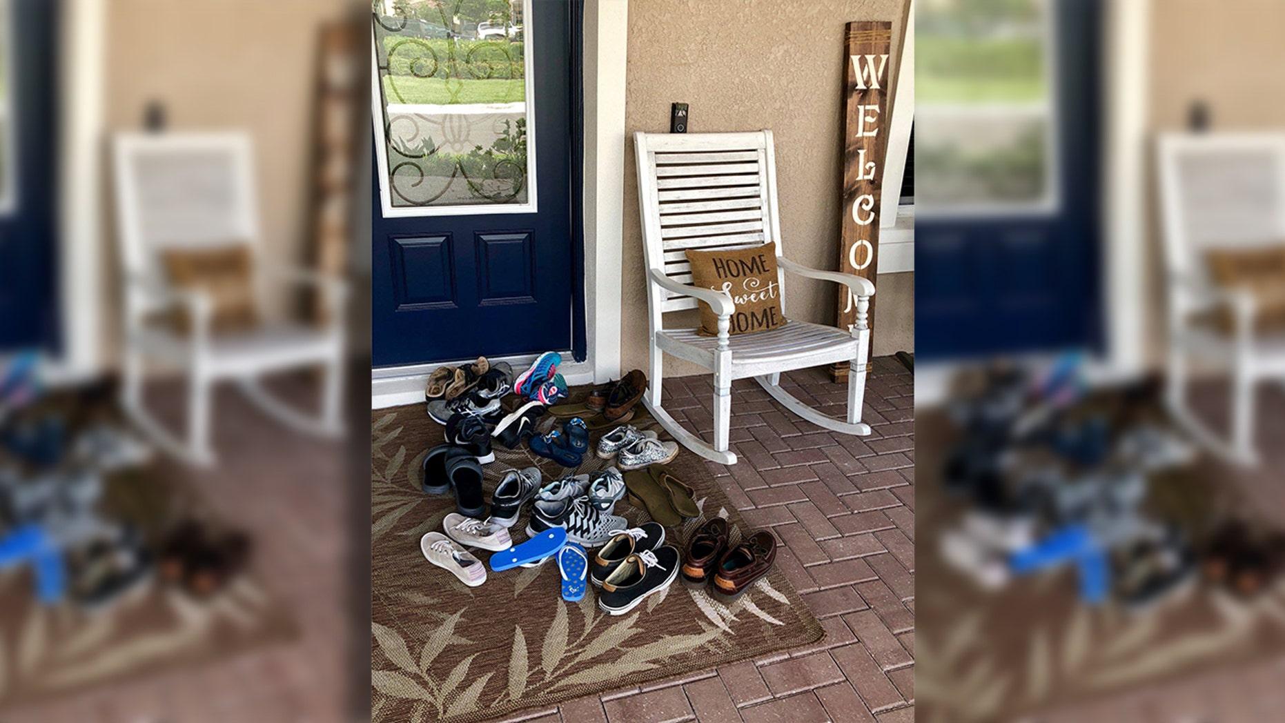 One Florida mom's sentimental Facebook post has gone viral.