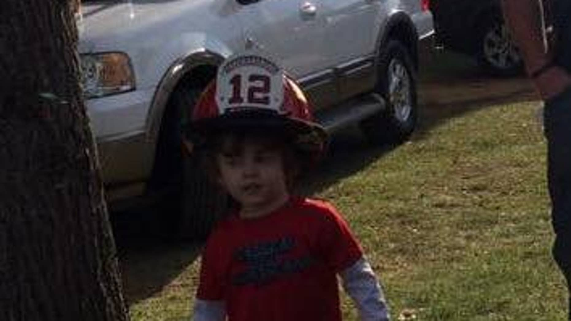 Bentley Koch was identified as the boy who died.