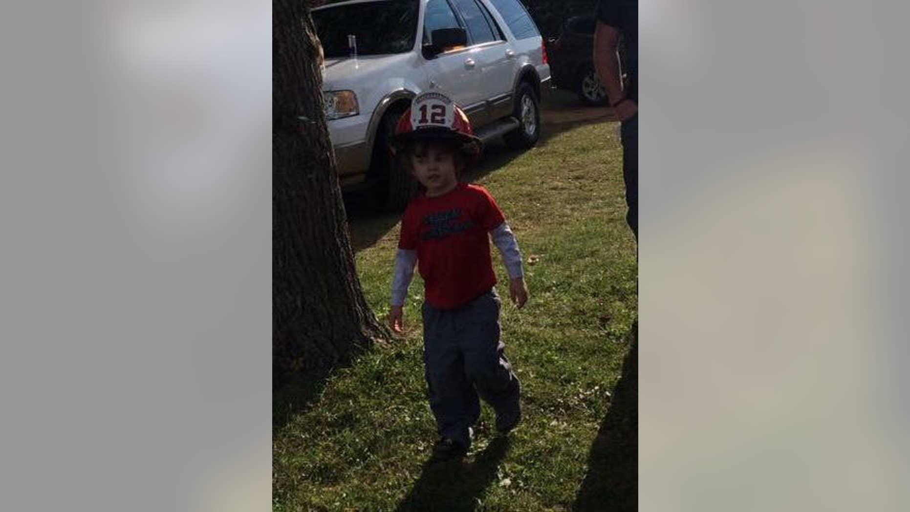 Bentley Koch was identified as the boy who died.
