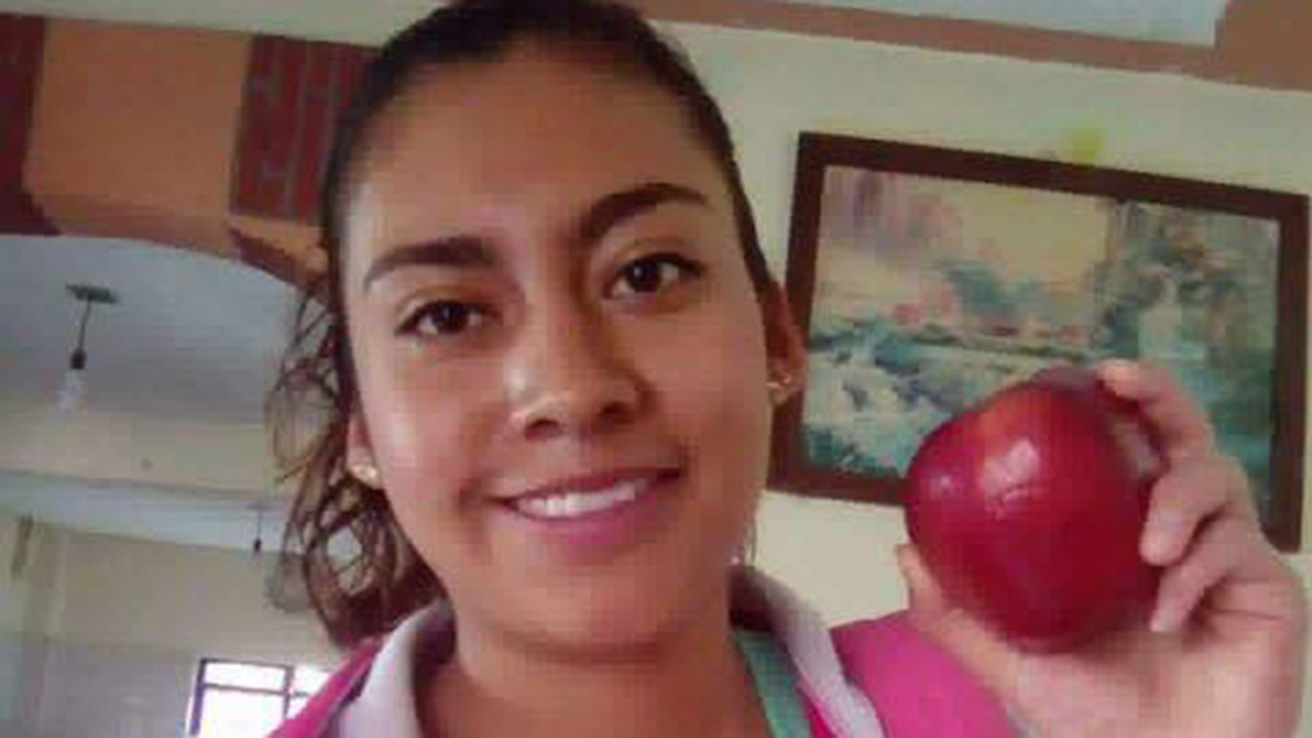 The dismembered remains of Magdalena Aguilar Romero, 25, were discovered at her ex-husband's home.