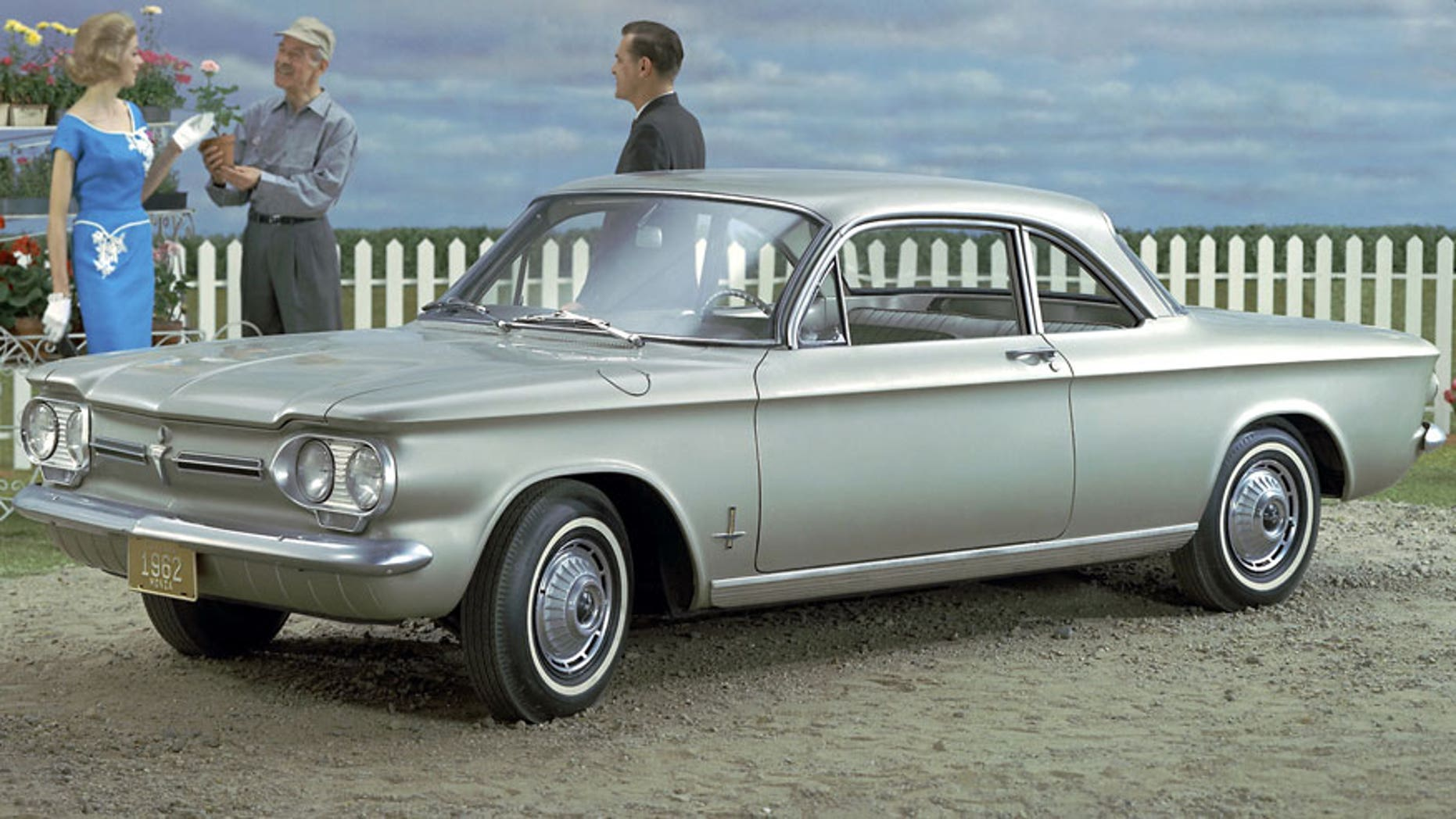 1962 Chevrolet Corvair (archive)