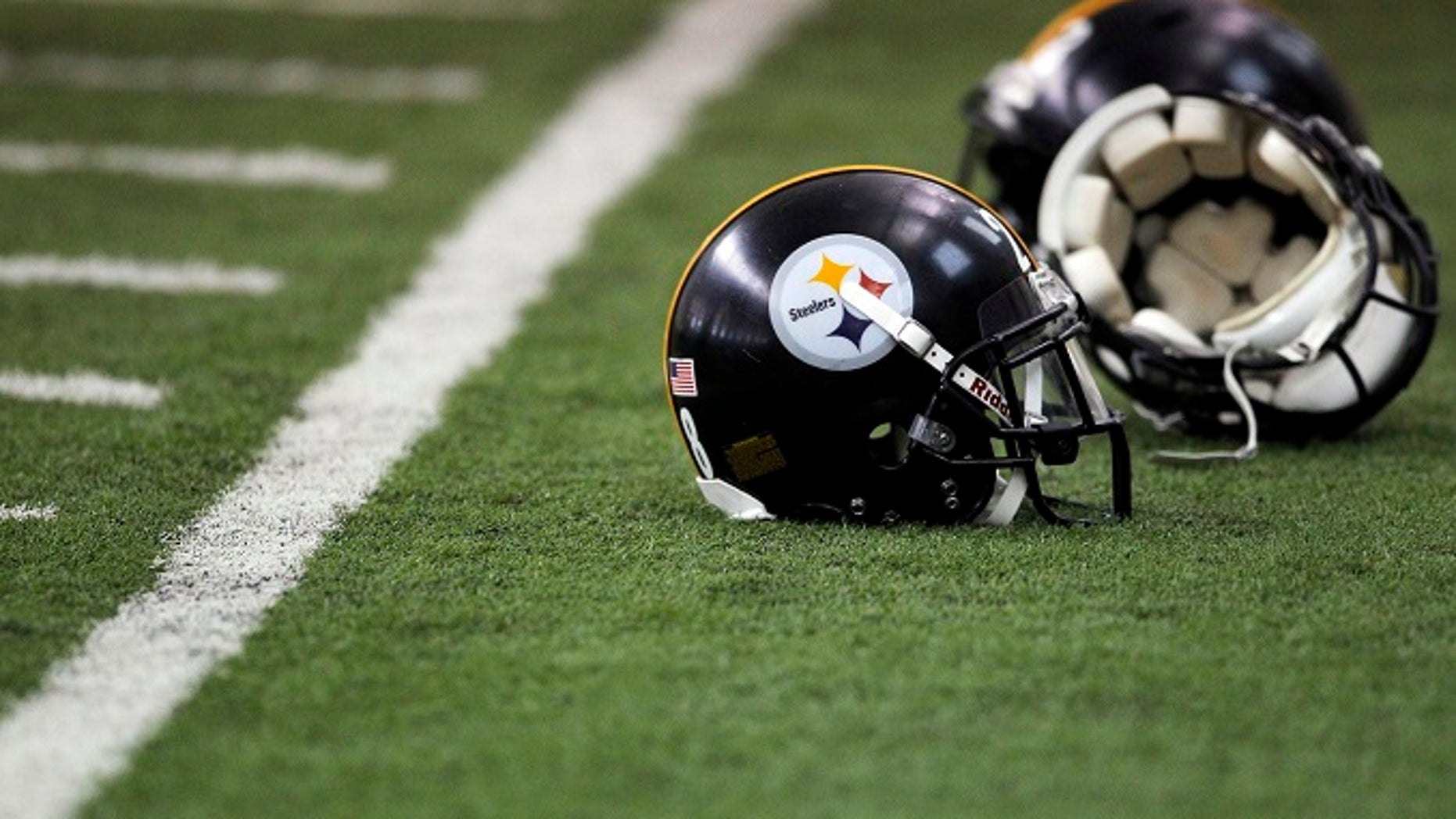 A Texas man who allegedly threatened to stage an attack at Heinz Field during an NFL playoff game has reportedly been arrested.