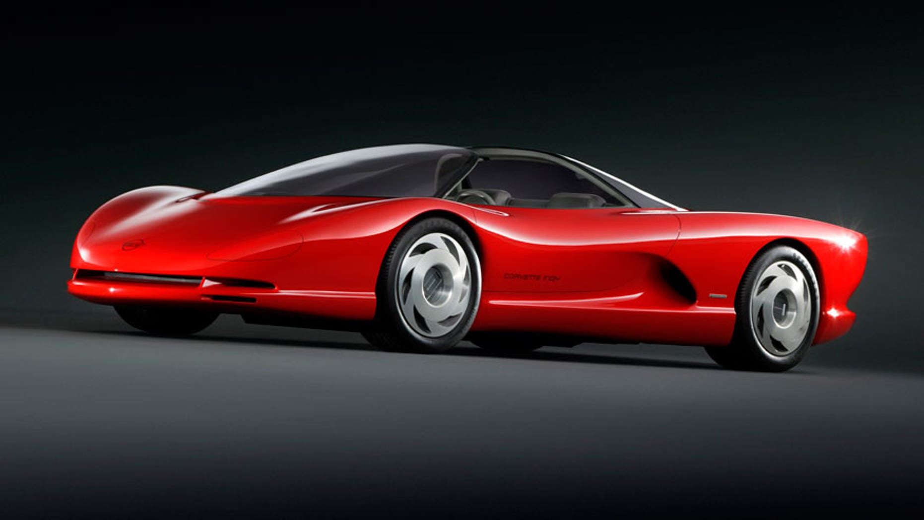 The 1986 Corvette Indy is one of several mid-engine concepts GM has created over the years