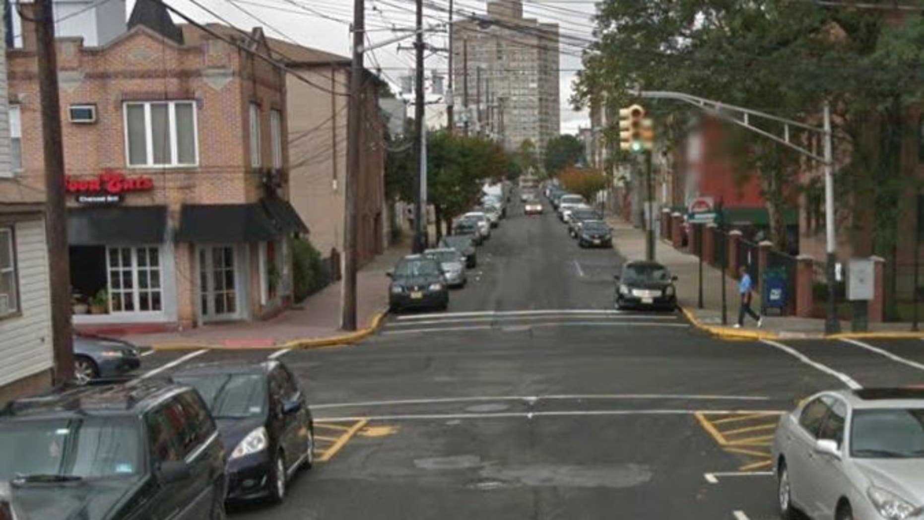 Sebastian Aguilar, 36, was beaten and left for dead in this area by a group of suspected teenagers, police said.
