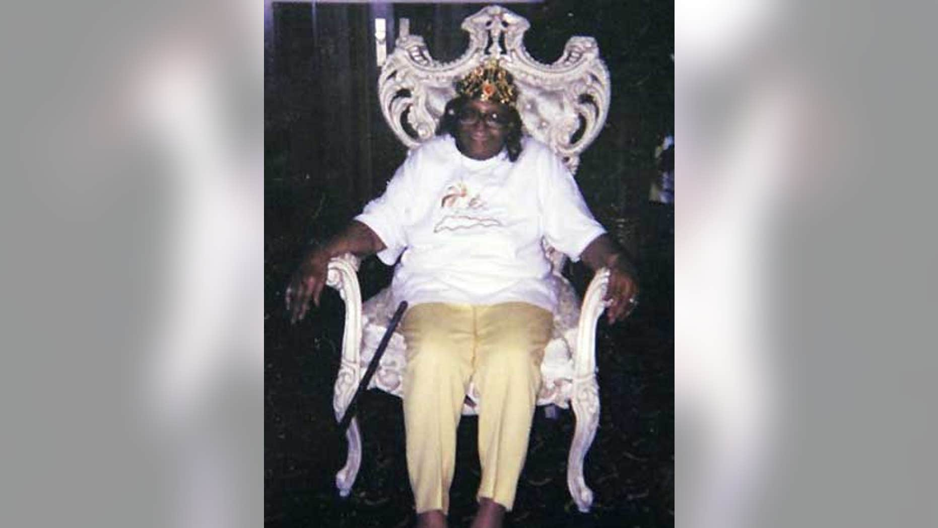 Kathryn Johnston, 92, was killed during a botched police raid in Georgia.
