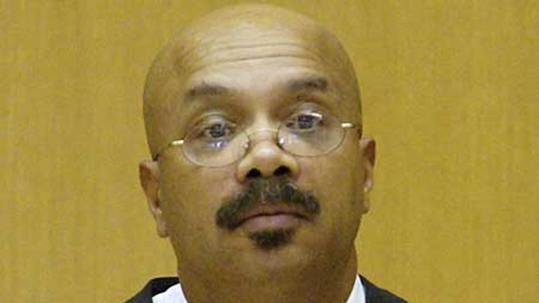 File photo of Circuit Judge Herman Thomas is shown in Mobile, Ala.