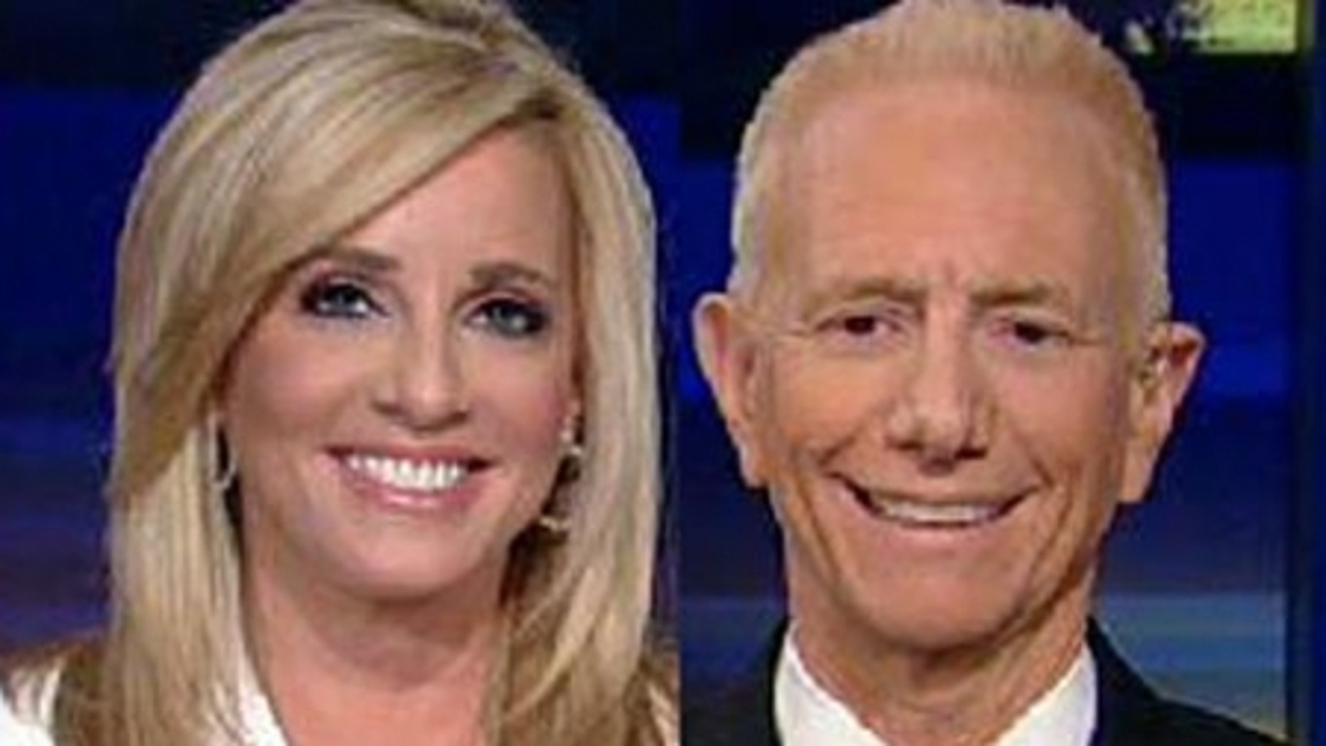 Fox's Jamie Colby and her husband, Dr. Marc Wallack