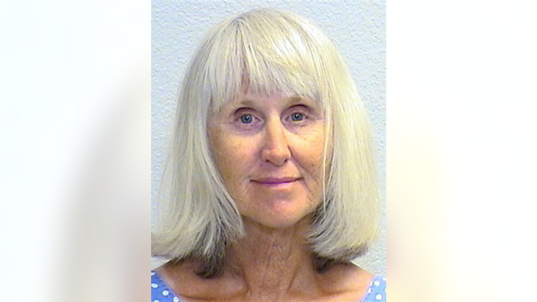 This police booking photo released by California Department of Corrections and Rehabilitation shows former 1970's radical Sara Jane Olson.