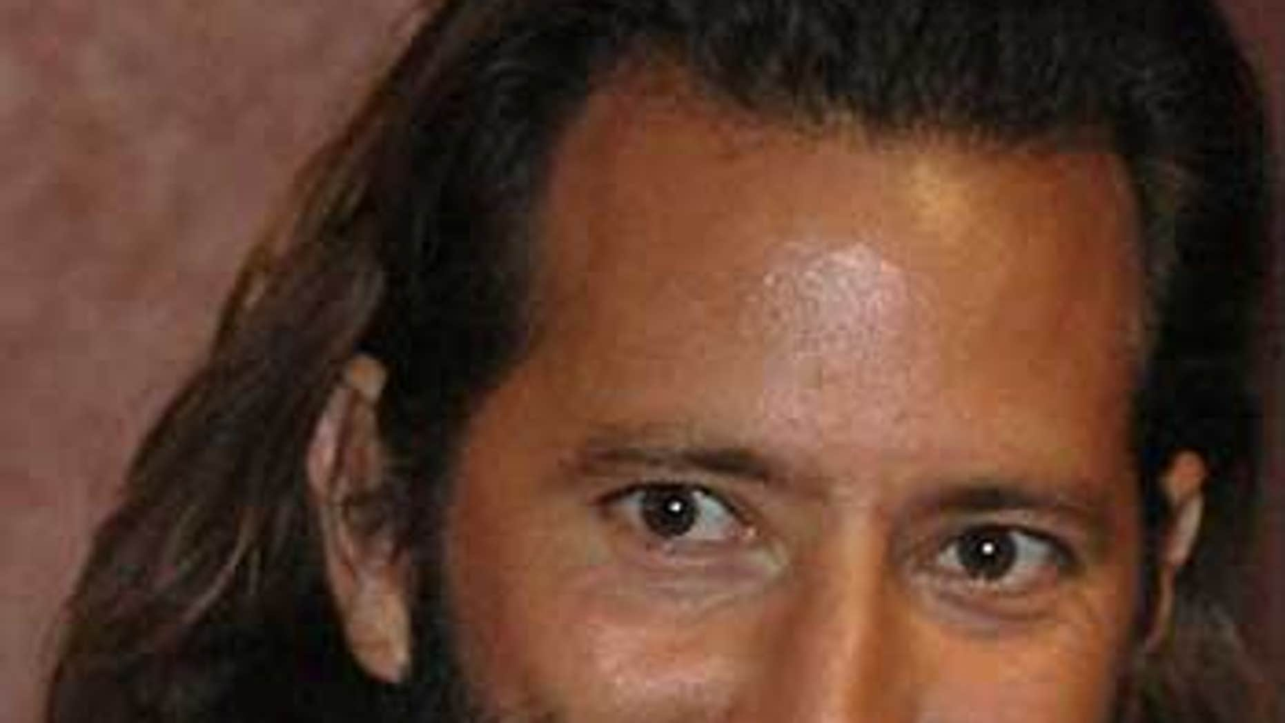 File: 'Lost' Actor Henry Ian Cusick