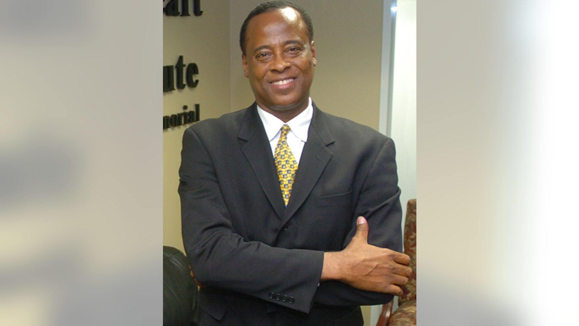Dr. Conrad Murray, seen in this July 7, 2006, photo, was Michael Jackson's cardiologist.
