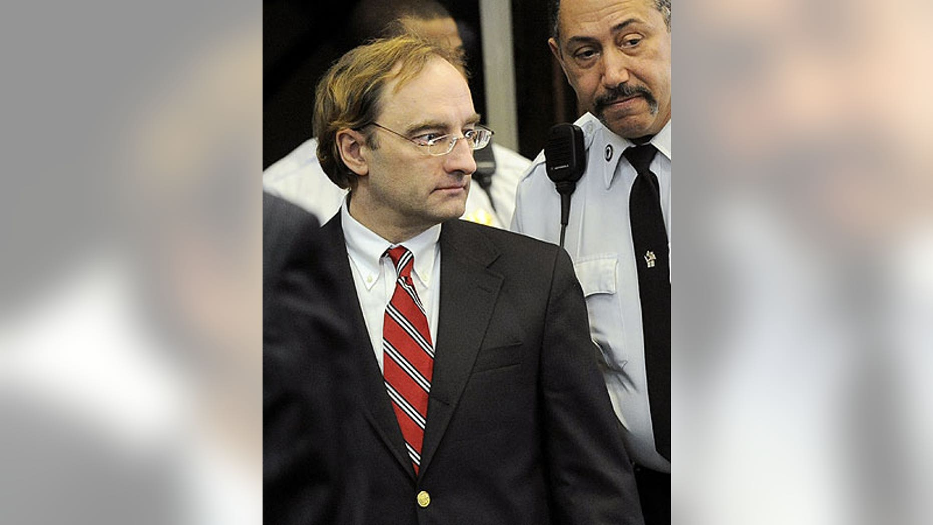 Dec. 1, 2008: Christian Karl Gerhartsreiter, who calls himself Clark Rockefeller, arrives for a hearing at Suffolk Superior Court.