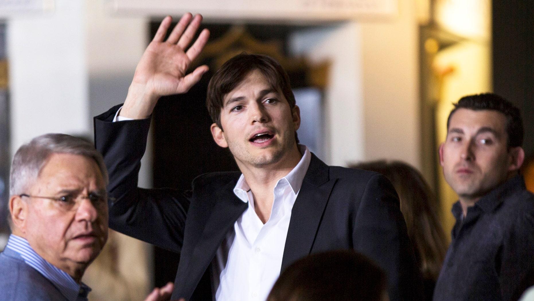 Ashton Kutcher began investing in Airbnb in 2011.
