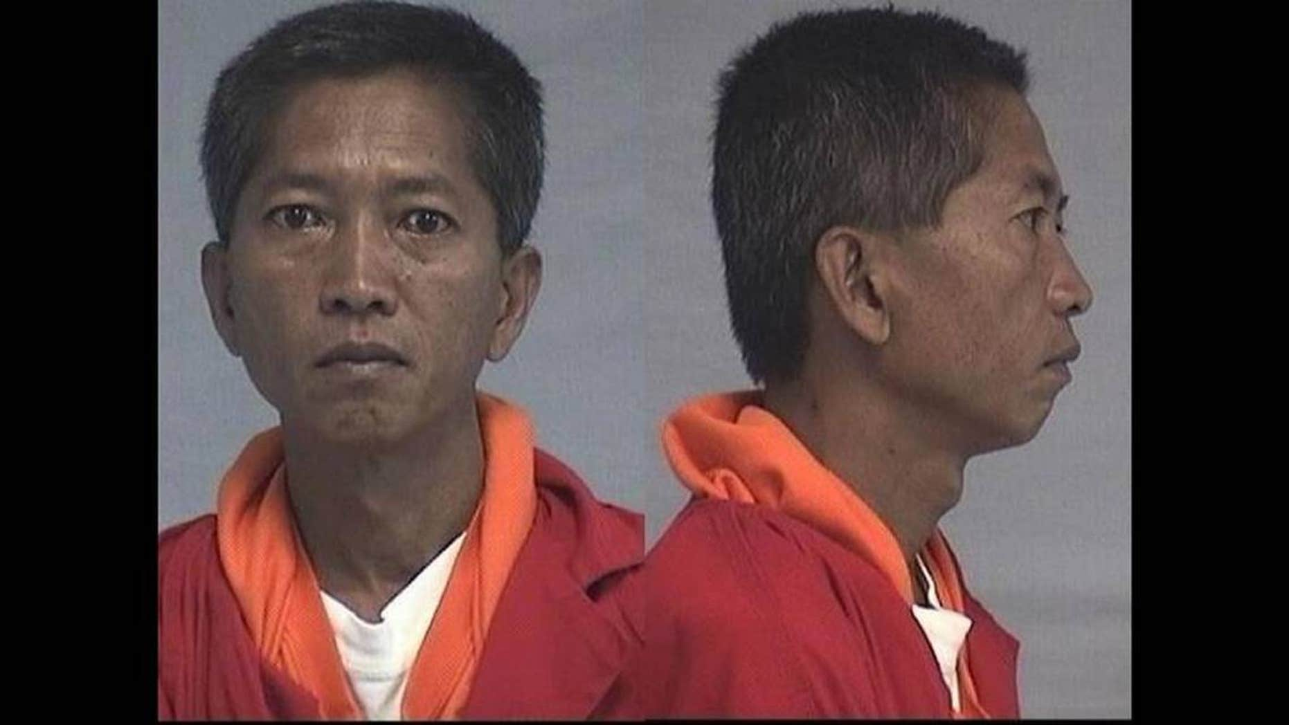 Fernandina Beach resident Phu Trieu Tran, 45, was arrested Wednesday for allegedly putting live animals into a trash compactor.