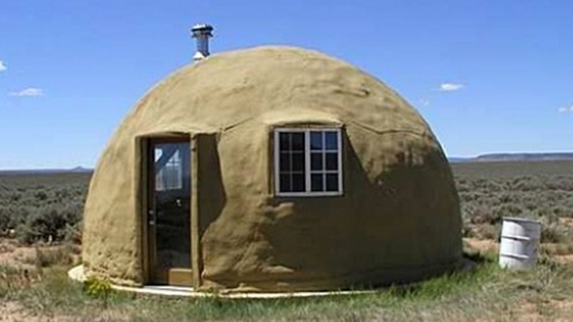 Off The Grid Dome Home On Sale For 74g Fox News