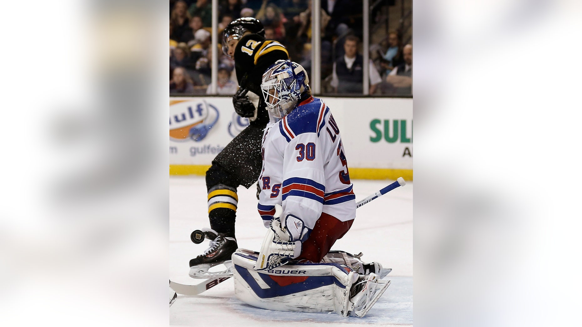 Goalie Henrik Lundqvist Agrees To Contract Extension With New York