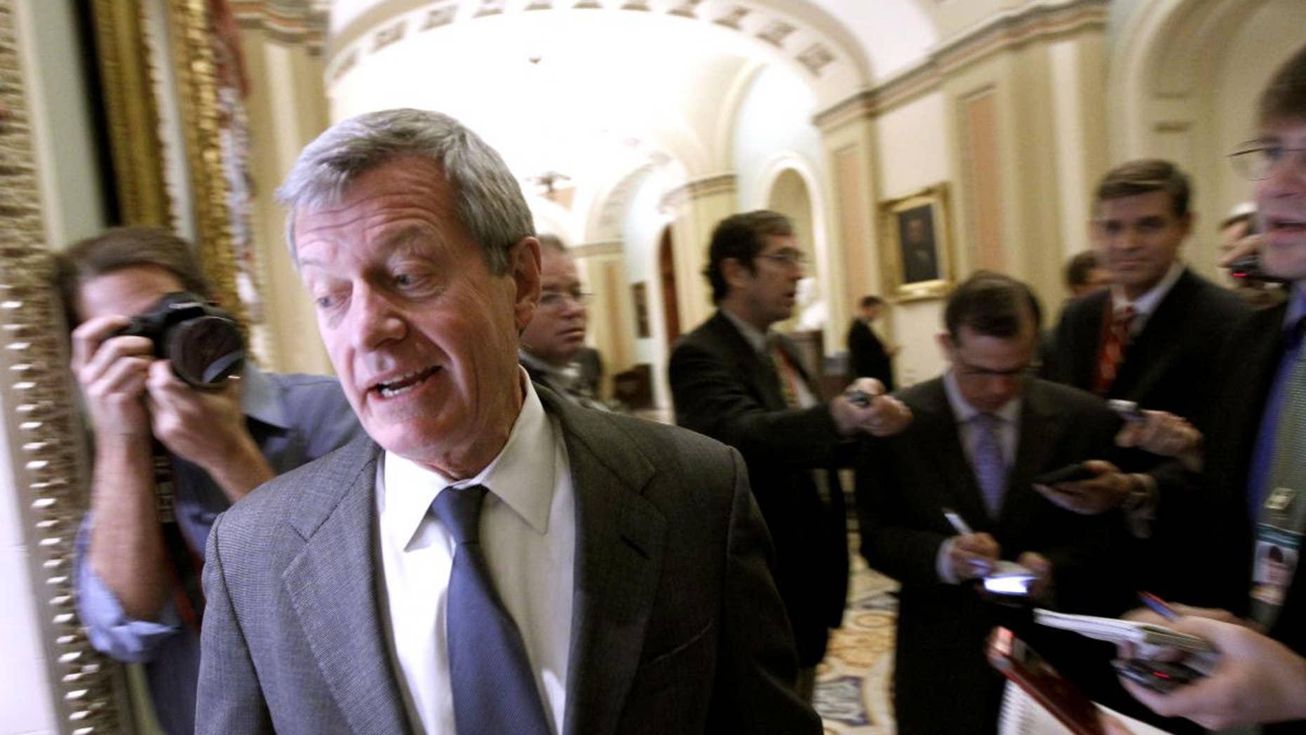 Sen. Max Baucus, D-Mont. (AP File Photo)