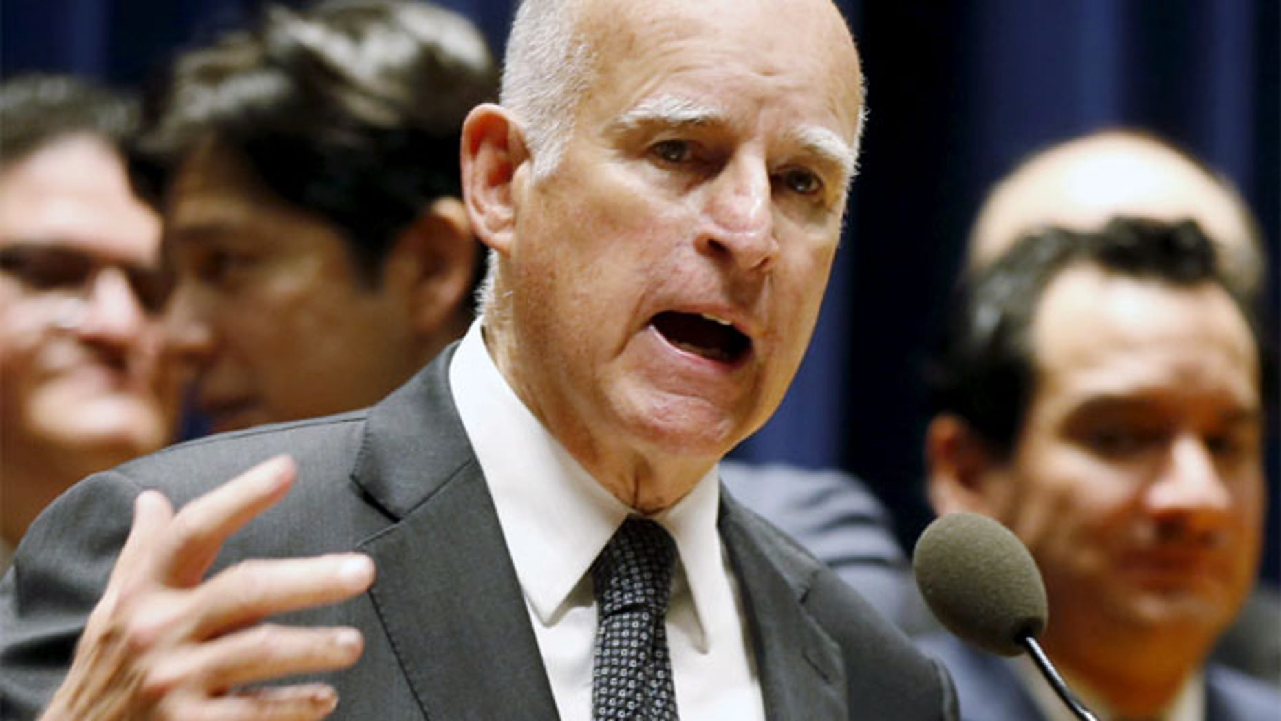 Gov. Jerry Brown's administration miscalculated costs for the state Medi-Cal program by $1.9 billion last year
